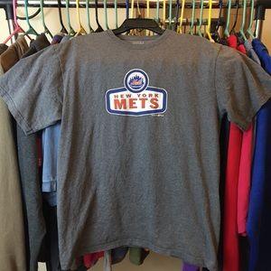 GEAR New York Mets Tee Large grey
